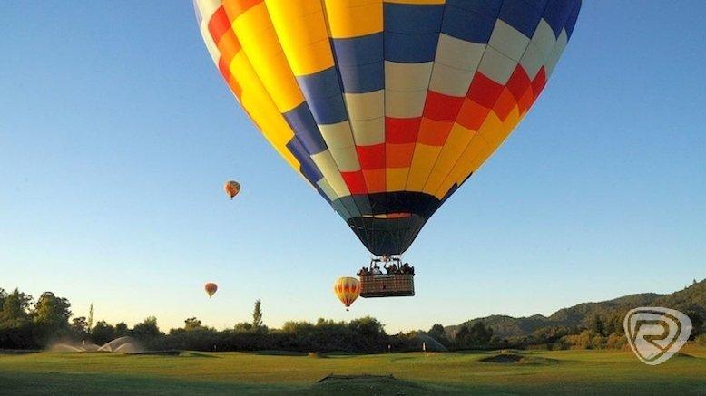 Hot Air Ballooning, Hot Air Balloon Rides, Adrenaline USA