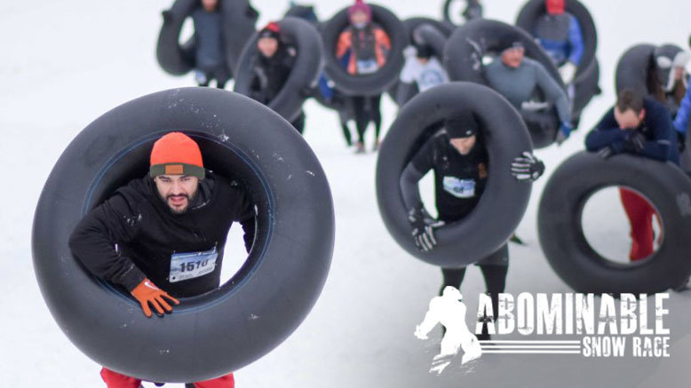 1 Expedition Entry To The Abominable Snow Race