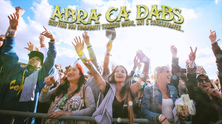GA for 1 to AbraCaDabs Festival 2018