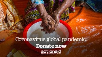 ActionAid's Coronavirus Response in India