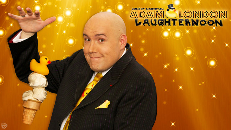 1 GA Ticket To Adam London's Laughternoon