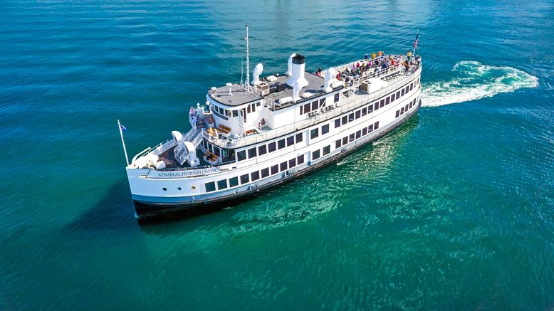 Hornblower Dinner Cruises, Wedding Cruises & Yacht Charters