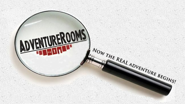 Adventure Room for a Team of Four