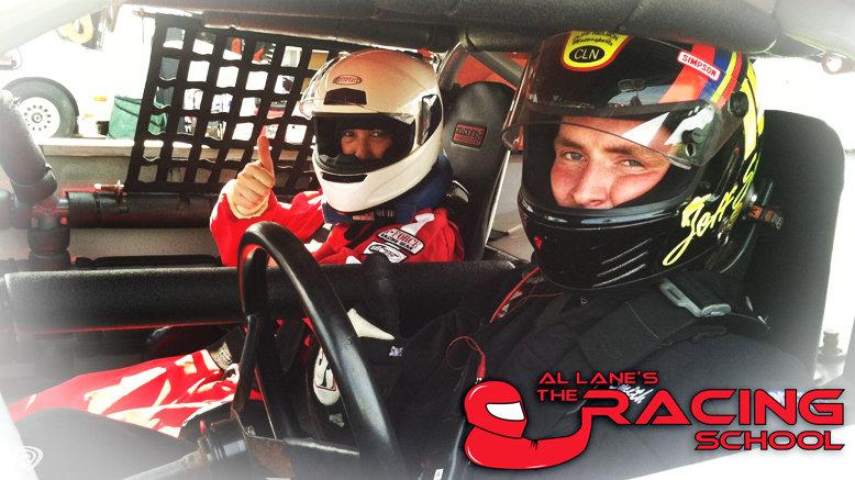 5-Lap Stock Car Racing Experience