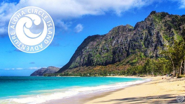 Aloha Circle Island Adventure for 1