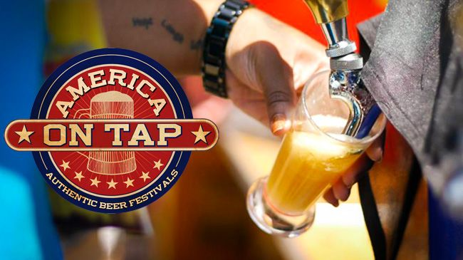 Entry to America On Tap