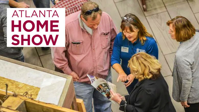 2 Single-Day Tickets to the Atlanta Home Show