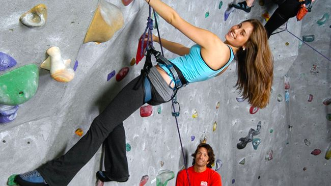 Intro to Climbing Class for 1