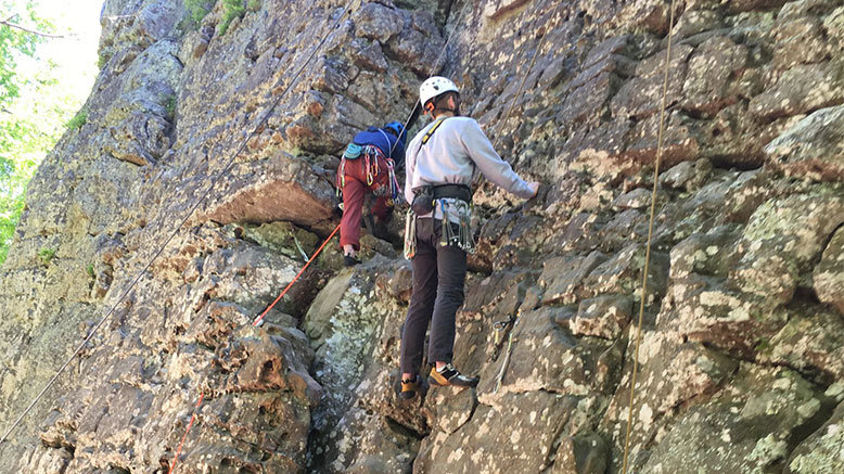 Intro to Rock Climbing for Two