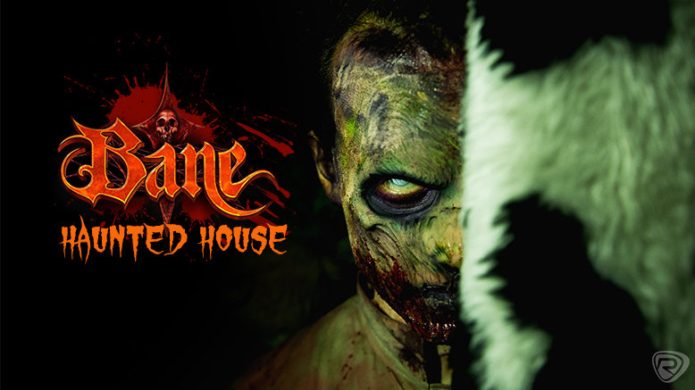 1 Bane Haunted House General Admission