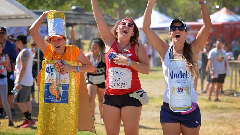 1 Entry Package to Tacos N' Beer 5K