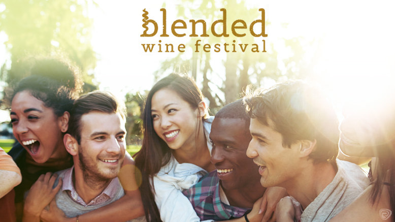 1 GA to Blended: Wine & Music Festival