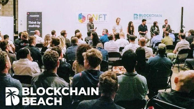 1 Ticket to Blockchain Beach