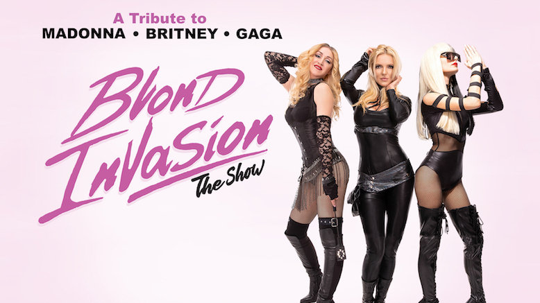 1 GA Ticket to Blond Invasion The Show
