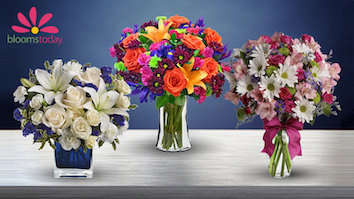 Fresh Flowers Delivered To Your Door