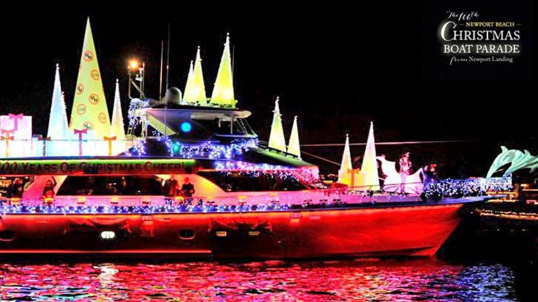 1 junior ticket to the holiday lights or boat parade cruises - Newport Beach Christmas Boat Parade