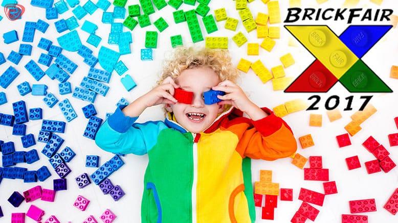 1 Entry to BrickFair LEGO Expo