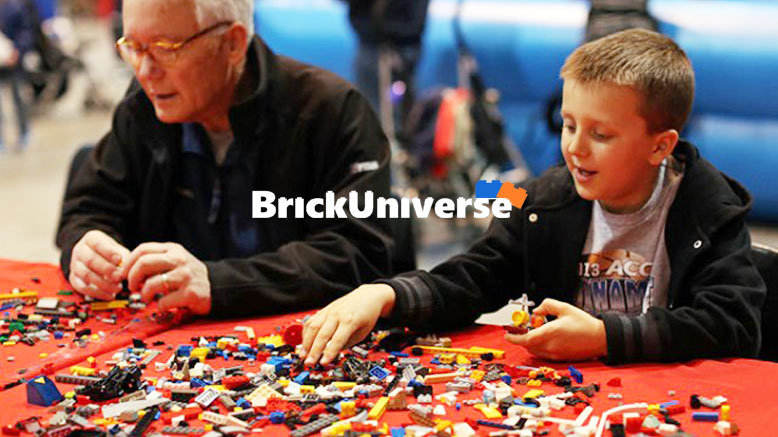 BrickUniverse Morning Pass Saturday, March 9 (9am-1pm)