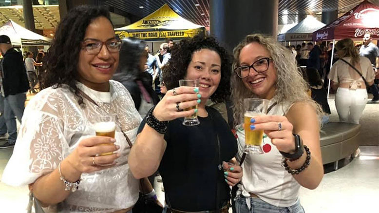 Brooklyn Whiskey Fest Session 1 Ticket for 1 Person (1pm-4pm)