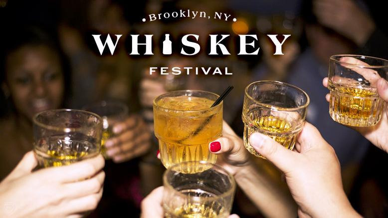 Brooklyn Whiskey Fest Session 1 (1pm-4pm)