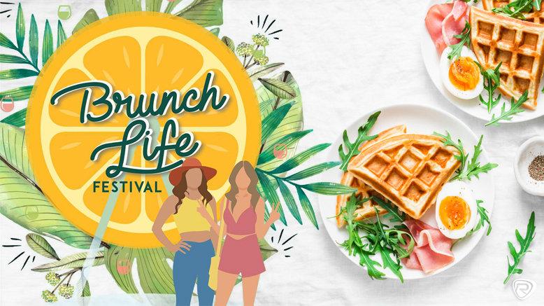 1 GA to Brunch Life Fest