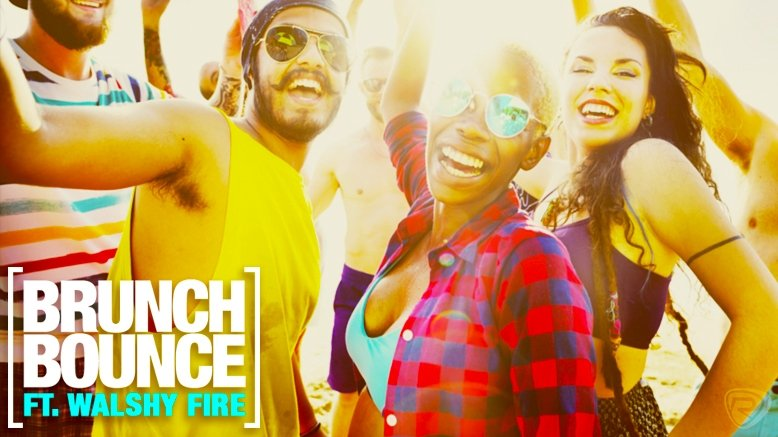 1 Early Bird Ticket to Brunch Bounce