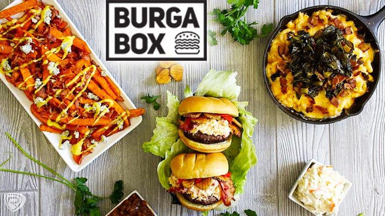 $50 Towards a Burga Box