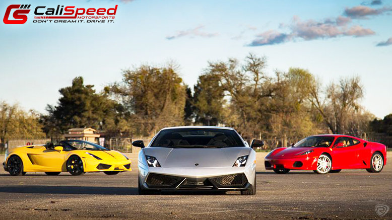 90-Minute SuperCar Driving Adventure, Bodega Bay (Valid Fri-Sat)