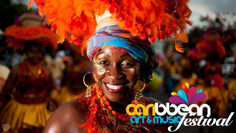 GA for 1 to Caribbean Art & Music Festival