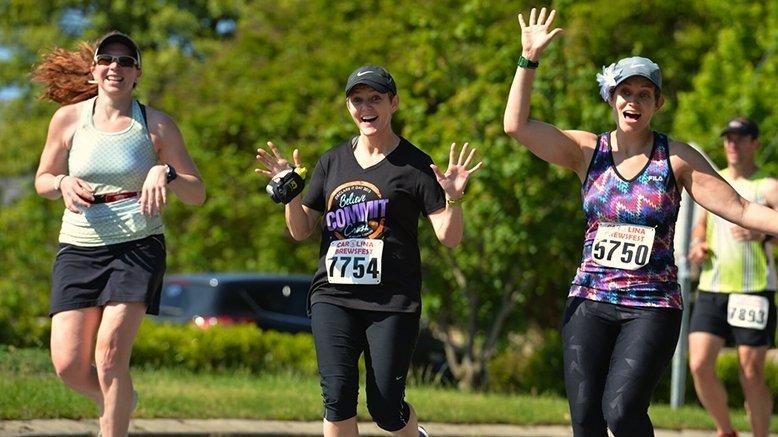 One Half-Marathon Entry
