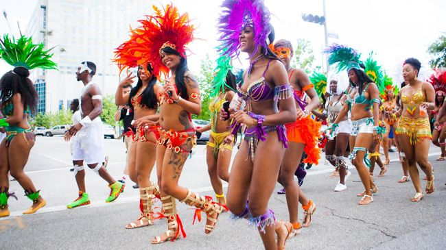 Admission to Carnival Houston for One