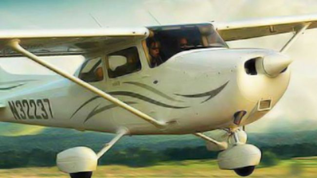 For a 30-minute flight simulation plus a 30-35 minute flight for one and a guest