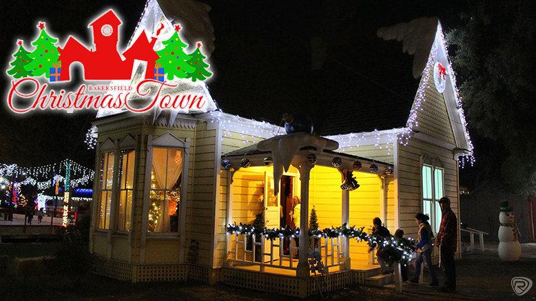 Bakersfield Christmas Town - Bakersfield