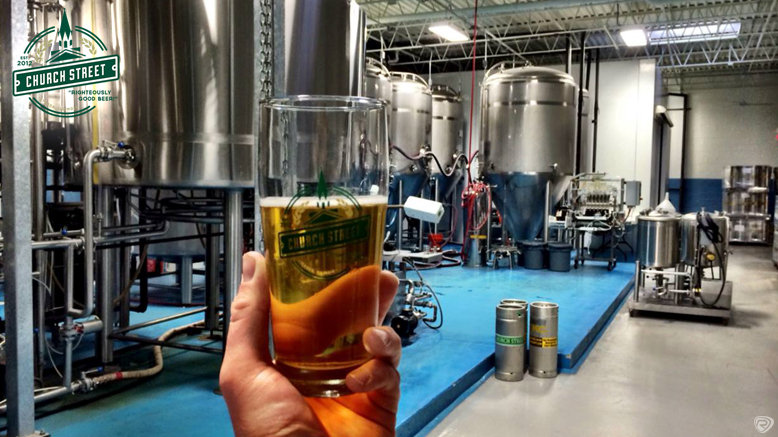 Brewery Tour Package for Two People