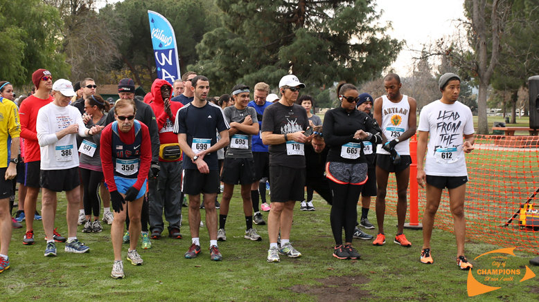 Inglewood City of Champions 5K Entry