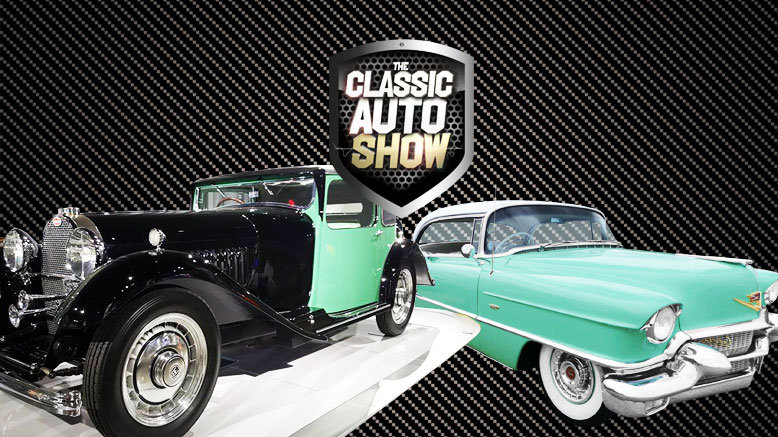 The Classic Auto Show Los Angeles CA Discount Rush - Car show los angeles ca