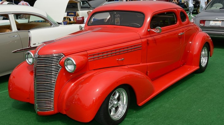 Just Cruzin Santa Barbara Discount Tickets Deal Rush - Classic car show pismo beach