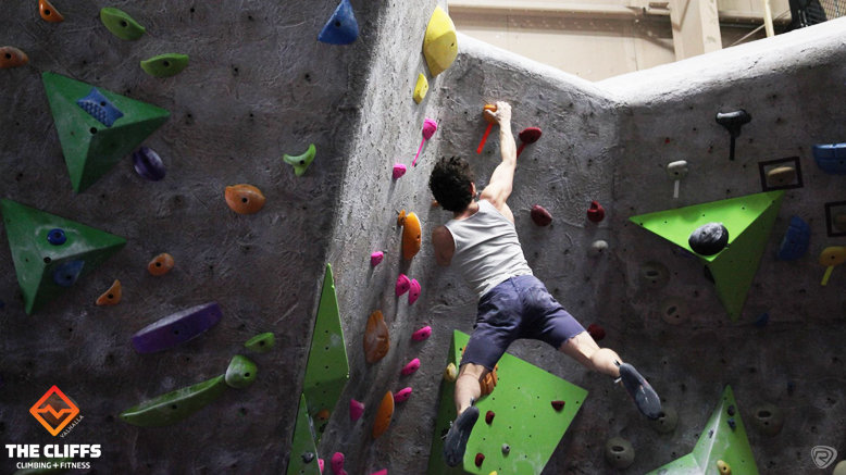 Intro to Climbing + 1 Month of Unlimited Climbing and Gear for 1