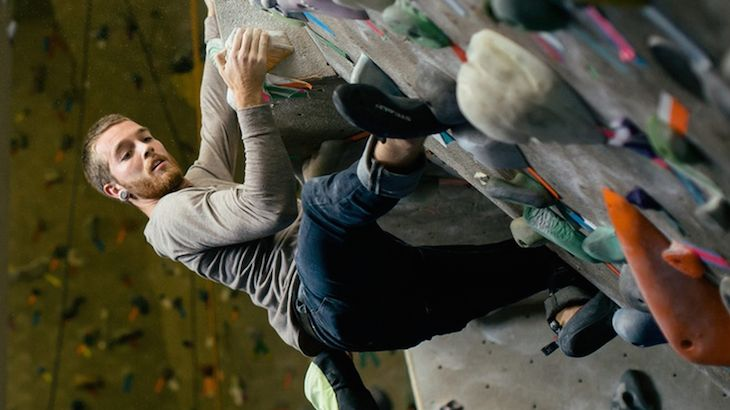 One Climb with Free Gear Rentals