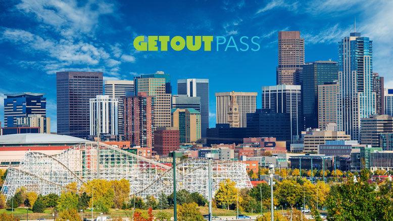 12-Month Colorado GetOutPass