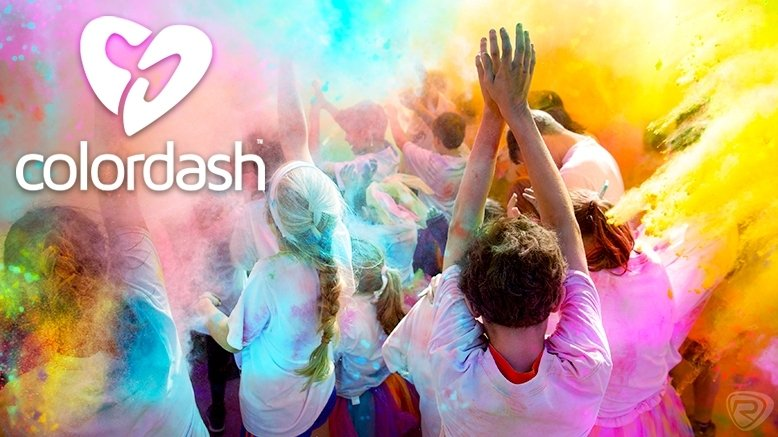 1 Entry to Color Dash (Any Location)