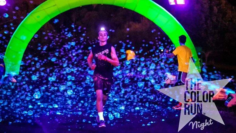 Color Run Night Entry