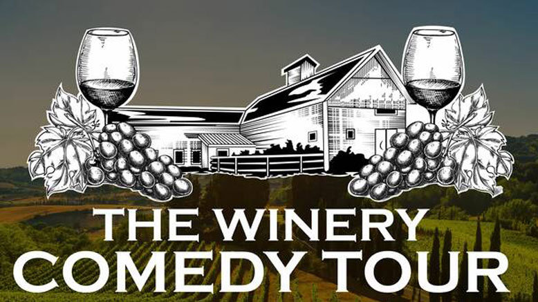 GA for 1 to The Winery Comedy Tour