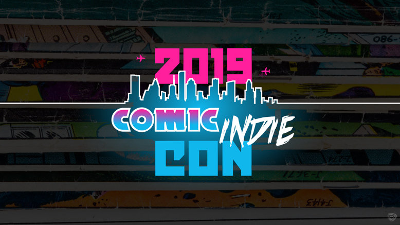 Comic Indie Con GA for 2