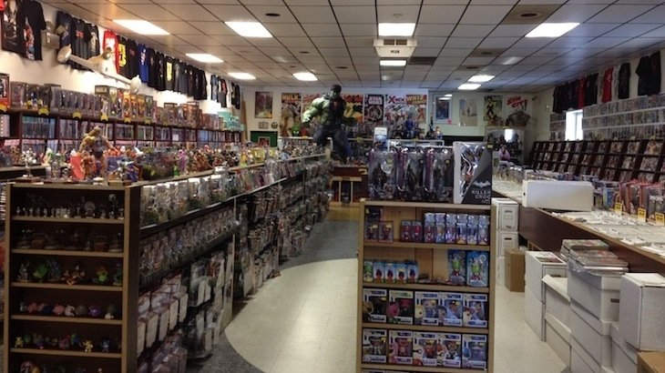 $100 Worth of Unlimited Selection of Comic Books
