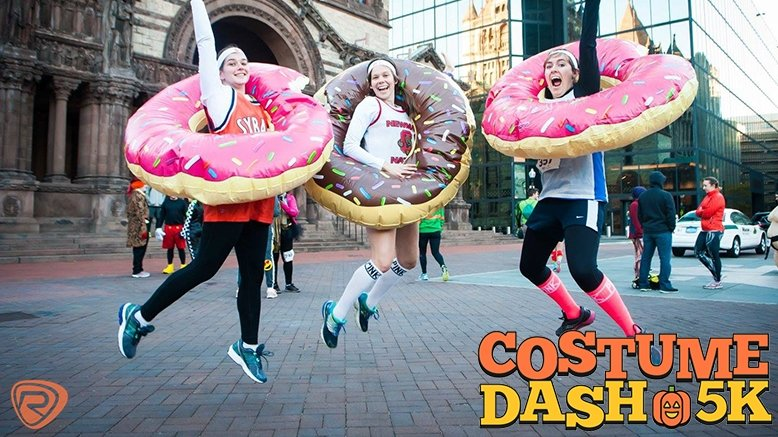 1 Costume Dash 5K Entry