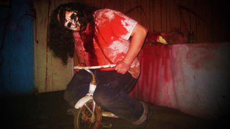 Adult Haunted House Admission