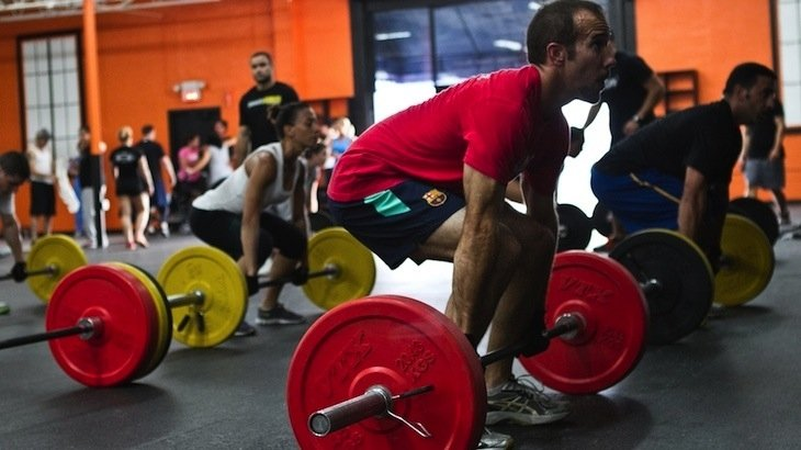CrossFit Maximum Capacity-Fayetteville