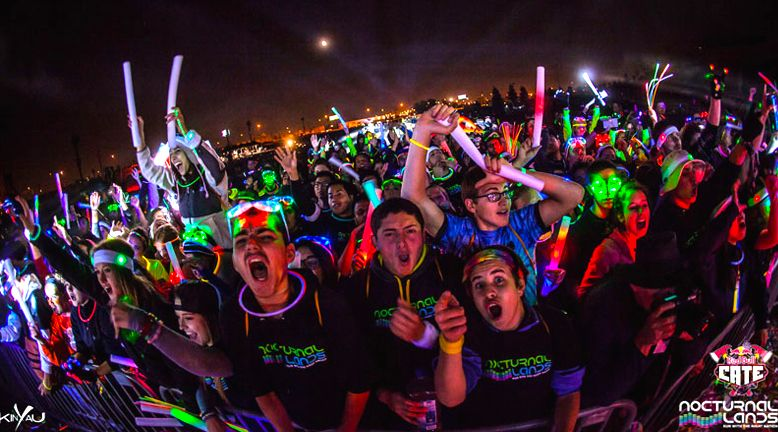 One Entry to Night Nation Run 5k