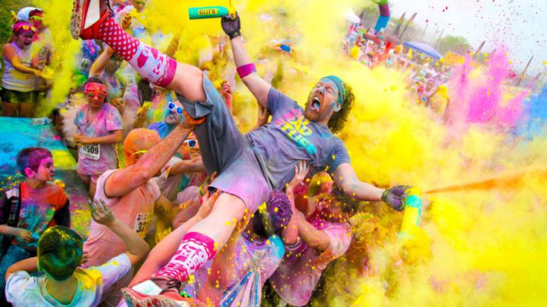 Admission to Color Me Rad